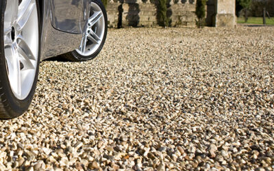How to Use Stone to Create a Parking Pad or Driveway