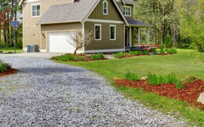 Add Stone to Your Driveway to Get Ready for Winter